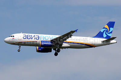 AviaNova Airbus A320-232 EI-ELN (msn 1993) SVO (OSDU). Image: 920206.