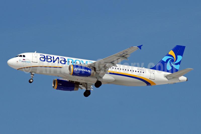 AviaNova Airbus A320-232 EI-ELD (msn 1918) VKO (OSDU). Image: 904746.