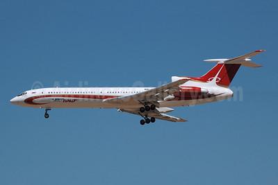 Aviaprad Tupolev Tu-154M RA-85123 (msn 06A996) BCN (Sebastian Fernandez). Image: 951832.
