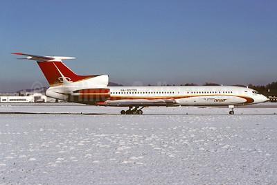 Aviaprad Tupolev Tu-154M RA-85795 (msn 93A979) SZG (Christian Volpati Collection). Image: 951834.