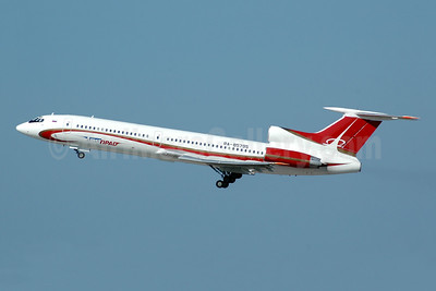 Aviaprad Tupolev Tu-154M RA-85795 (msn 93A979) RMI (Marco Finelli). Image: 951833.