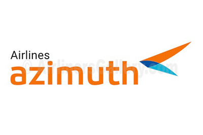 1. Azimuth Airlines logo
