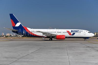 Azur Air Boeing 737-89L VP-BYB (msn 30159) AYT (Ton Jochems). Image: 947505.