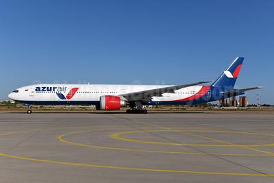Azur Air Boeing 777-31H ER VQ-BZA (msn 32728) AYT (Ton Jochems). Image: 955117.