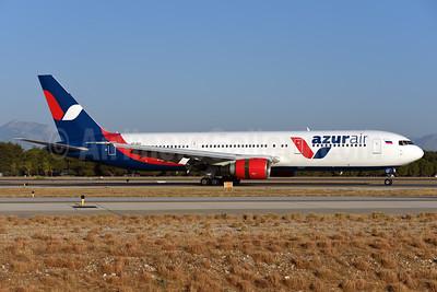Azur Air Boeing 767-3Q8 ER VP-BUV (msn 24745) AYT (Ton Jochems). Image: 939810.