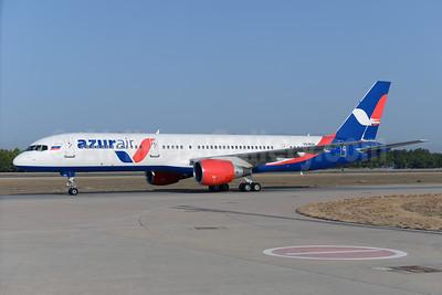 Azur Air Boeing 757-2Q8 VQ-BQA (msn 30044) AYT (Ton Jochems). Image: 929487.