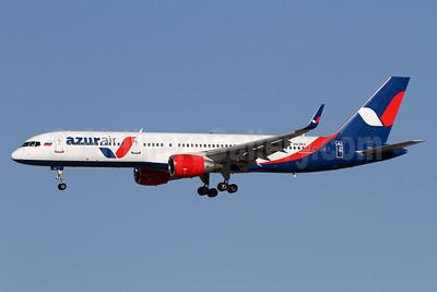 Azur Air Boeing 757-2Q8 WL VQ-BEZ (msn 29377) AYT (Andi Hiltl). Image: 938578.