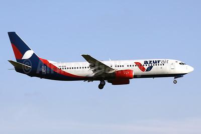 Azur Air Boeing 737-89L VP-BYB (msn 30159)  PMI (Javier Rodriguez). Image: 947506.