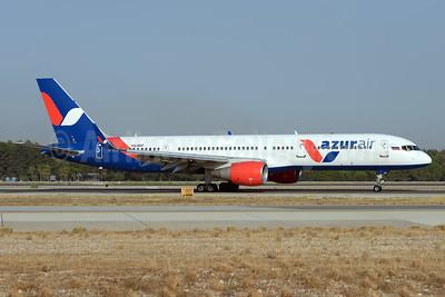 Azur Air Boeing 757-2Q8 WL VQ-BKF (msn 26268) AYT (Ton Jochems). Image: 929493.