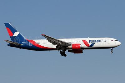 Azur Air Boeing 767-306 ER VQ-BSX (msn 27612) AYT (Andi Hiltl). Image: 938643.