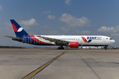 Azur Air Boeing 767-306 ER RA-73032 (msn 27612) AYT (Ton Jochems). Image: 955118.