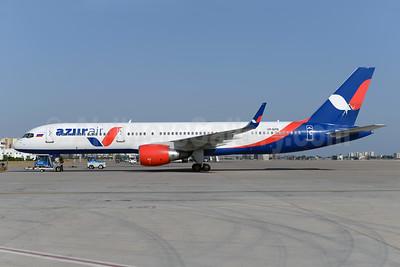 Azur Air Boeing 757-231 WL VP-BPB (msn 28484) AYT (Ton Jochems). Image: 929486.