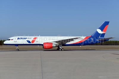 Azur Air Boeing 757-2Q8 VQ-BQA (msn 30044) AYT (Ton Jochems). Image: 929488.