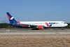 Azur Air Boeing 767-33A ER VQ-BUP (msn 28043) AYT (Ton Jochems). Image: 929496.