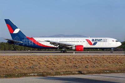 Azur Air Boeing 767-3Q8 ER VP-BUV (msn 24745) AYT (Antony J. Best). Image: 939240.