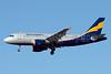 Donavia Airbus A319-111 VP-BWG (msn 2093) SVO (OSDU). Image: 924156.
