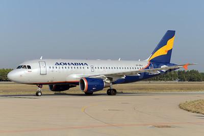 Donavia Airbus A319-111 VP-BNJ (msn 2241) AYT (Ton Jochems). Image: 924443.