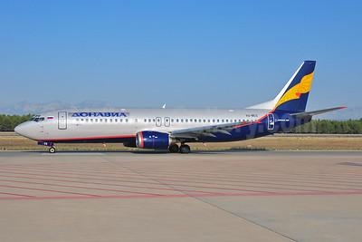 Donavia Boeing 737-43Q VQ-BCS (msn 28494) AYT (Ton Jochems). Image: 905436.