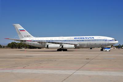 Donavia Ilyushin Il-86 RA-86124 (msn 51483210092) AYT (Ton Jochems). Image: 907721.
