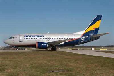 Donavia Boeing 737-5Q8 VP-BVU (msn 25166) VP-BVU (msn 25166) MUC (Arnd Wolf). Image: 907720.