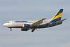 Donavia Boeing 737-5Q8 VP-BVU (msn 25166) FRA (Ole Simon). Image: 903936.