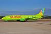 Globus Airlines (Russia) Boeing 737-42C VP-BTH (msn 24231) AYT (Ton Jochems). Image: 903697.