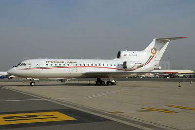 Grozny-Avia Yakovlav Yak-42D RA-42418 (msn 4520423219118) RKT (Paul Denton). Image: 911419.