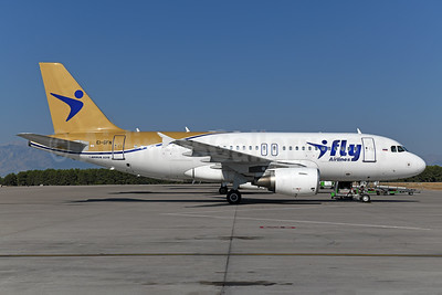 I Fly Airlines Airbus A319-111 EI-GFN (msn 2442) AYT (Ton Jochems). Image: 947493.