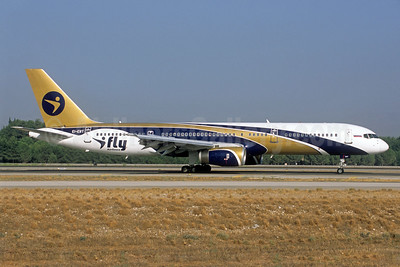 I Fly Airlines Boeing 757-28A EI-EWT (msn 29381) AYT (Jacques Guillem Collection). Image: 939874.
