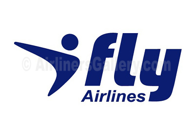 1. i fly Airlines logo