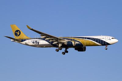 I Fly Airlines Airbus A330-322 EI-ETI (msn 171) AYT (Rainer Bexten). Image: 912691.