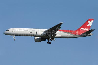 IKAR Airlines Boeing 757-2Q8 VQ-BAK (msn 26332) BKK (Richard Vandervord). Image: 923089.