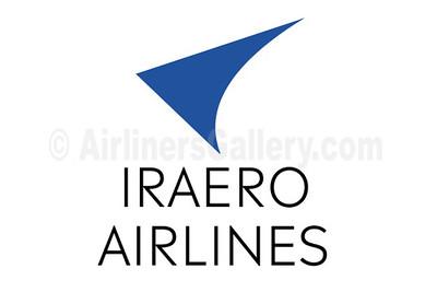 1. IrAero Airlines logo