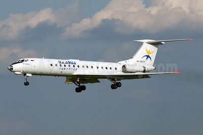 Izhavia Tupolev Tu-134A-3 RA-65577 (msn 64215) DME (OSDU). Image: 905116.