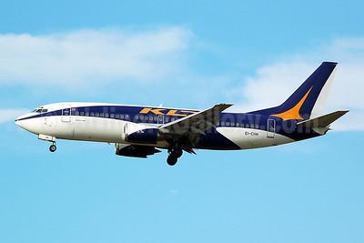KD Avia (Kaliningrad Avia) Boeing 737-317 EI-CHH (msn 23177) BCN (Nik French). Image: 901564.