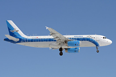 Kolavia (Onurair) Airbus A320-232 TC-KLB (msn 2077) DME (OSDU). Image: 921774.