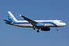 Kolavia (Onurair) Airbus A320-232 TC-KLB (msn 2077) AYT (Paul Denton). Image: 909016.