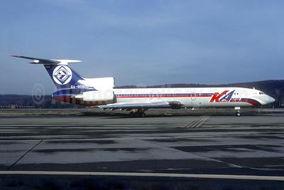Airline Color Scheme - Introduced 1992