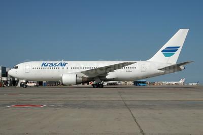 KrasAir Boeing 767-266 ER EI-GBA (msn 23180) TFS (Ton Jochems). Image: 954120.