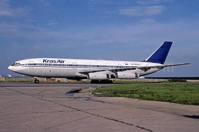 KrasAir Ilyushin Il-86 RA-86143 (msn 51483210099) (Richard Vandervord). Image: 954122.