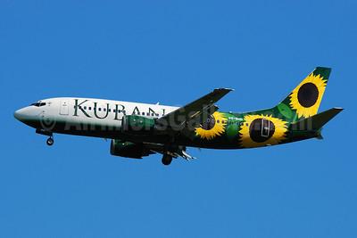Kuban Airlines Boeing 737-3Q8 VQ-BHD (msn 26312) VNK (OSDU). Image: 905114.