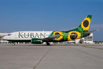 Kuban Airlines Boeing 737-3Q8 VQ-BHD (msn 26312) AYT (Ton Jochems). Image: 910195.