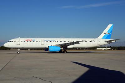 MetroJet (Russia) Airbus A321-231 EI-FBH (msn 1293) (Kolavia  tail) AYT (Ton Jochems). Image: 913684.