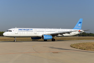 MetroJet (Russia) Airbus A321-231 EI-ETH (msn 668) AYT (Ton Jochems). Image: 924465.