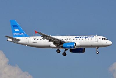 MetroJet (Russia) Airbus A320-232 EI-FDL (msn 2029) AYT (Karl Cornil). Image: 923185.
