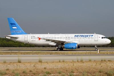 MetroJet (Russia) Airbus A320-232 EI-FDL (msn 2029) AYT (Ton Jochems). Image: 924464.