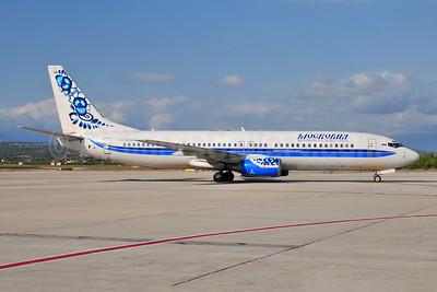 Moskovia Airlines Boeing 737-883 VQ-BFU (msn 30467) PNI (Ton Jochems). Image: 953614.