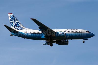 Moskovia Airlines Boeing 737-73A VQ-BDI (msn 26497) DME (OSDU). Image: 904218.