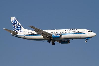 Moskovia Airlines Boeing 737-484 VQ-BNX (msn 27149) IST (Rainer Bexten). Image: 936286.
