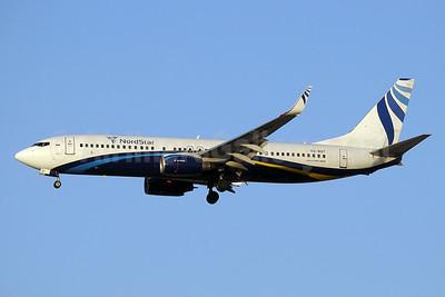 NordStar Airlines Boeing 737-8AS WL VQ-BQT (msn 33561) DXB (Paul Denton). Image: 920589.